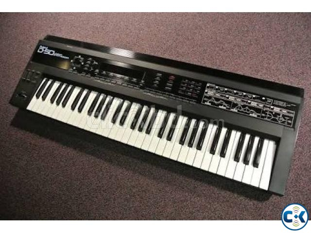 Roland D-50 New call-01748-153560 | ClickBD large image 0