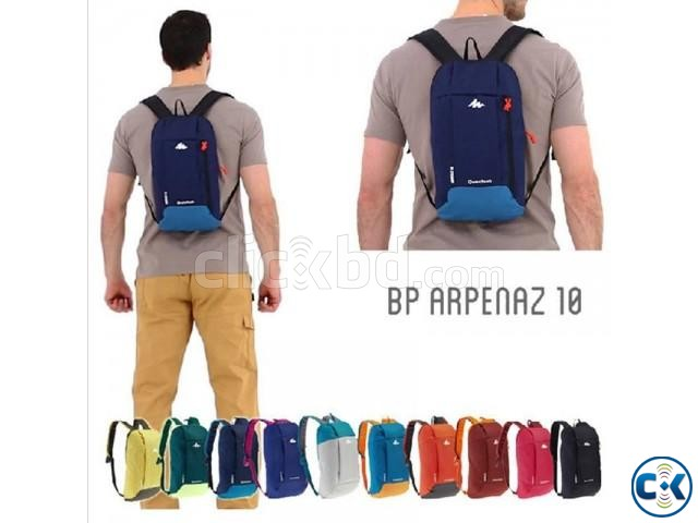 Backpack Short Travelling Bag | ClickBD large image 0