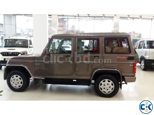 Mahindra Bolero Power Plus SLX | ClickBD large image 0