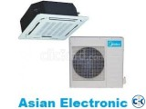 Small image 1 of 5 for Best Midea 2.0 Ton Cassette ceilling Type AC | ClickBD