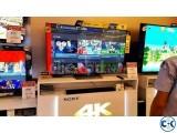 55 Inch Sony Bravia X7000E Wi-Fi Smart Slim 4K HDR LED TV