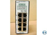AUTOMATION DIRECT STRIDE 8 PORT INDUSTRIAL ETHERNET SWITCH S