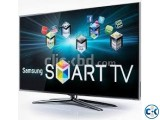 49 inch Samsung MU7350 smart TV has curved display
