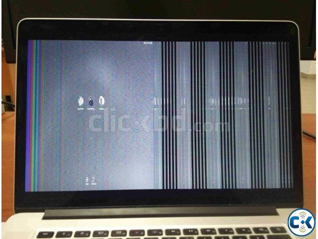 MacBook Air screen repair Dhaka | ClickBD