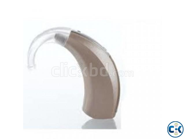Starkey Axio i8 BTE 8 Channel Telecoil Hearing Aid Mechine | ClickBD large image 0