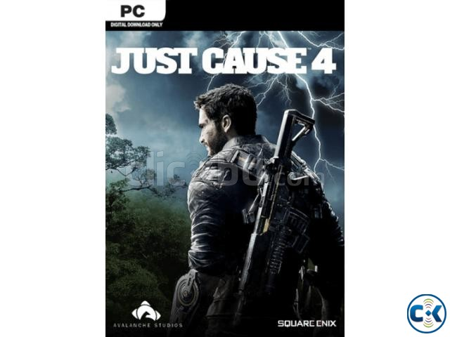 Just Cause 4 Pc Game | ClickBD large image 0