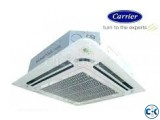 Carrier 5 Ton Cassette type Air conditioner AC