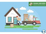 Dhaka Movers house shifting service