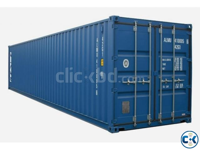 Buy Commercial Shipping Storage Containers Container Tra | ClickBD large image 1