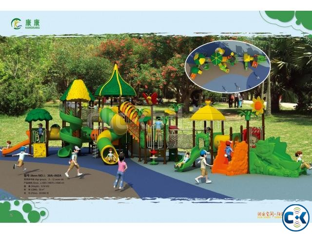 Children Playground Equipments | ClickBD large image 0