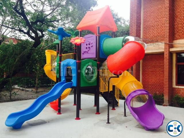 Children Playground Equipments | ClickBD large image 2