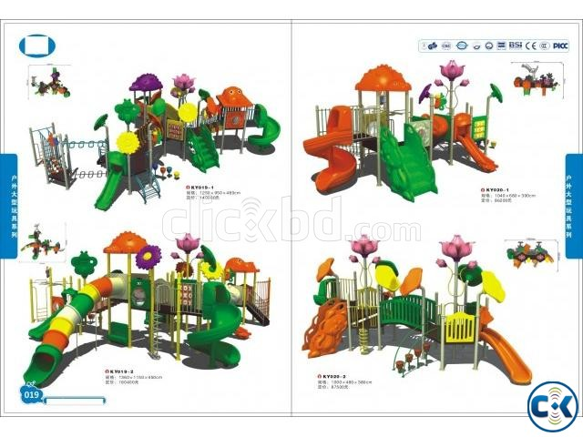 Children Playground Equipments | ClickBD large image 4