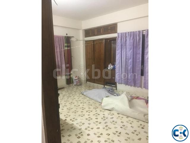 Master Room 2nd Room Available to Rent in Nikunja Khilkhet | ClickBD large image 1