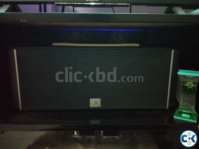 JBL ES25 Center and ES250P Sub woofer full boxed | ClickBD large image 0