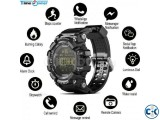 EX16 Bluetooth Smart Watch in BD Call SMS Alart Waterproof