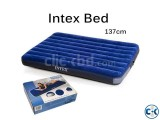 intex Double Air Bed With Electric Pummer Free