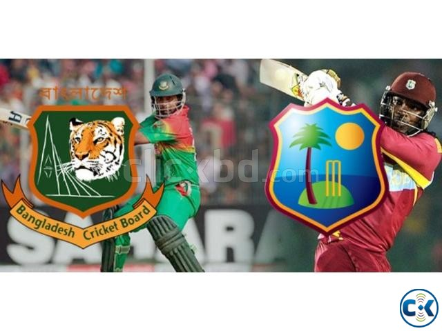Bangladesh vs West indies 2nd T20 Match 20-12-2018 | ClickBD large image 0