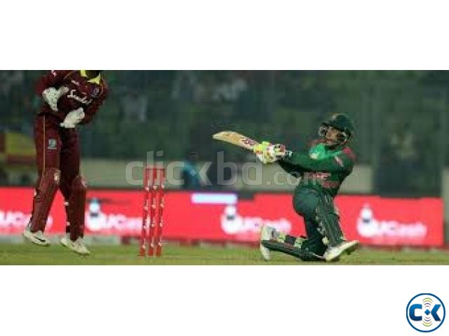 Bangladesh vs west Indies 3rd t20 | ClickBD large image 0