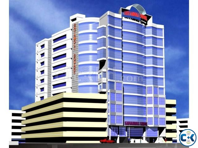 19000 sqft for rent in shyamoli square mall | ClickBD large image 0