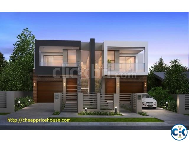 Duplex House Design | ClickBD large image 0
