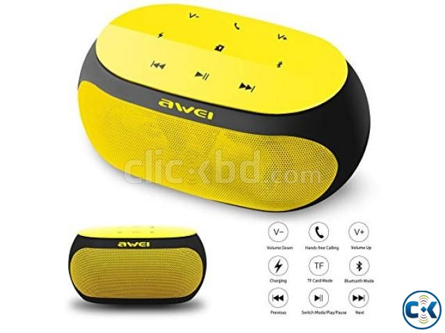 Awei Y200 Bluetooth Speaker in BD | ClickBD large image 1