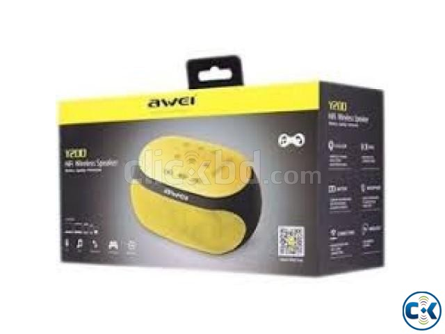 Awei Y200 Bluetooth Speaker in BD | ClickBD large image 2
