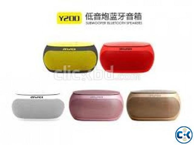 Awei Y200 Bluetooth Speaker in BD | ClickBD large image 3