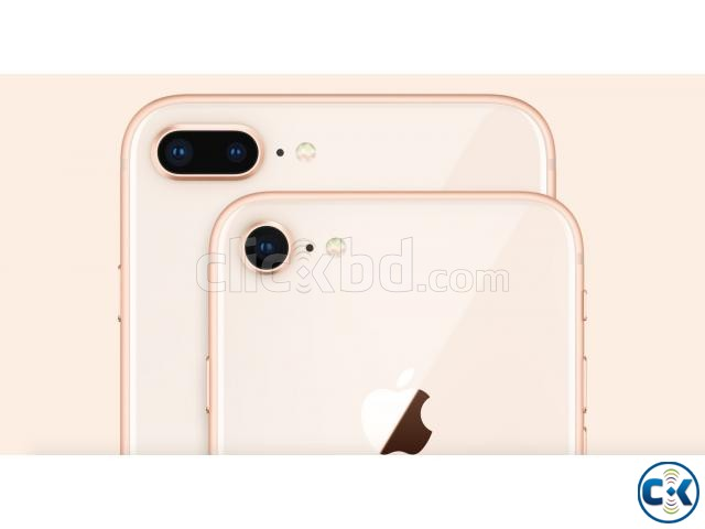 Brand New Apple iphone 8 Plus 64GB Sealed Pack 3 Yr Warnty | ClickBD large image 2