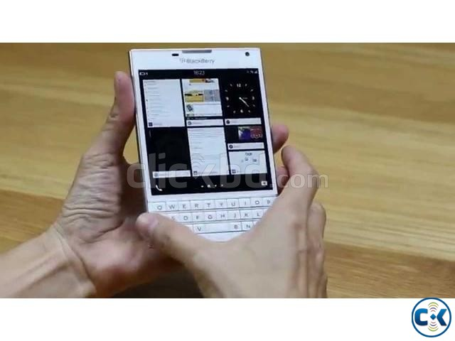 Brand New Blackberry Passport Sealed Pack With 3 Yr Warranty | ClickBD large image 4