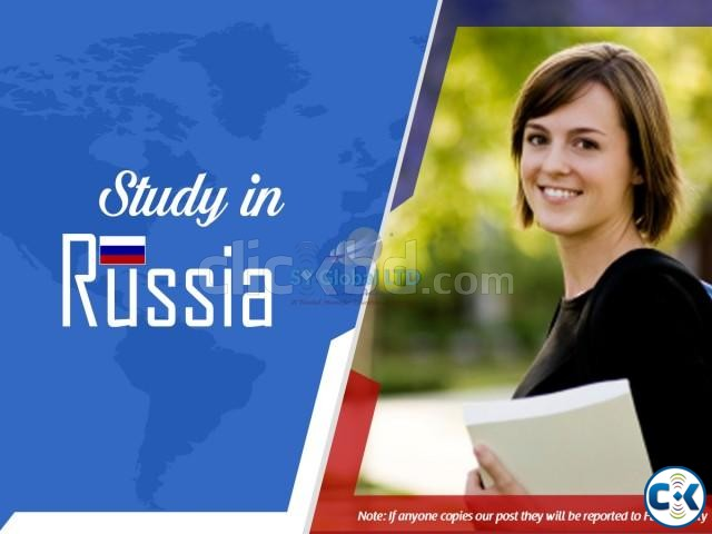 Study in Russia | ClickBD large image 0