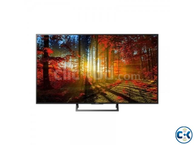 sony 43 x7000e HDR 4k Android Smart LED TV | ClickBD large image 1