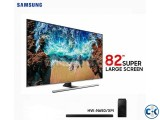 Samsung NU8000 82 Smart 4K Premium TV