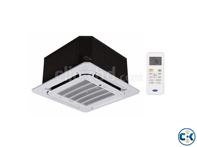 Carrier 4 Ton Cassette Ceiling Type AC | ClickBD large image 2