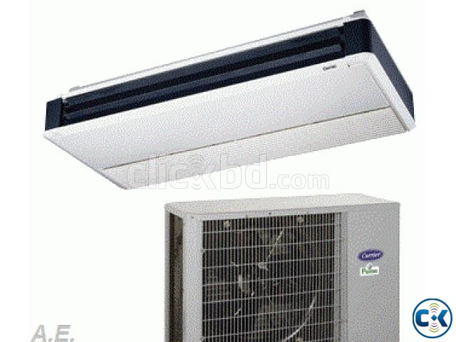 Carrier 4 Ton Cassette Ceiling Type AC | ClickBD large image 4