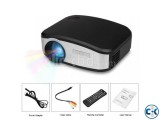 Cheerlux C6 Mini LED Projector With built-in TV Card