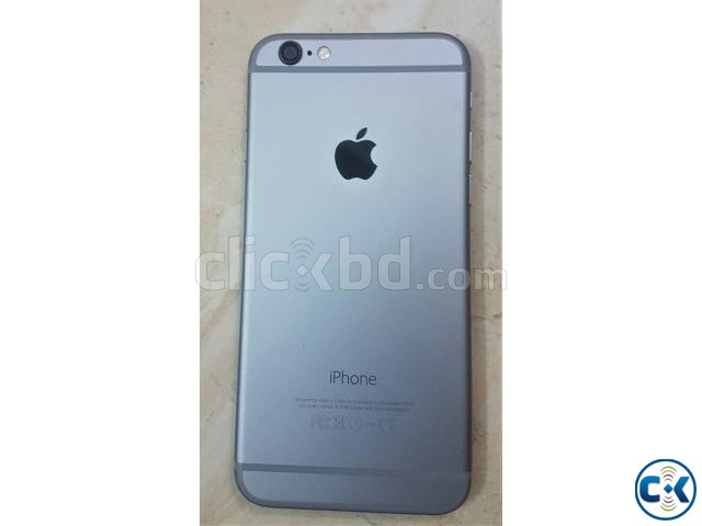 iphone 6 64GB Silver | ClickBD large image 1