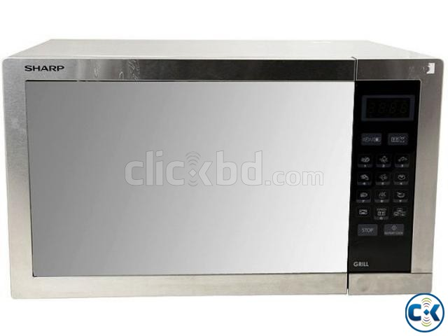 Sharp R77AT Grill Microwave Oven 34L | ClickBD large image 0