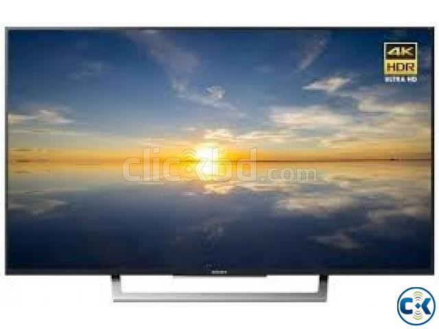 49X7000E 4K HDR SMART SONY BRAVIA TV | ClickBD large image 0