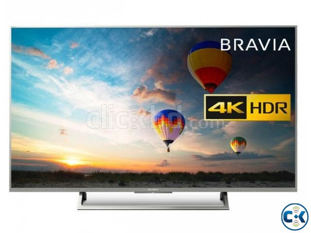 49X7000E 4K HDR SMART SONY BRAVIA TV | ClickBD large image 1