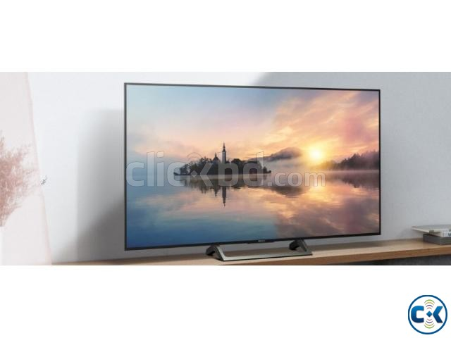 49X7000E 4K HDR SMART SONY BRAVIA TV | ClickBD large image 3