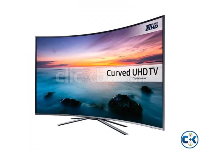 55 inch Samsung MU8000 UHD 4K smart LED Tv | ClickBD large image 1