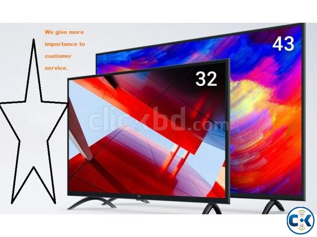 43 Smart Android wiFi TV Best Quality | ClickBD large image 0