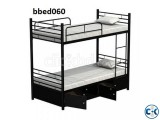 Bunk bed with box 060