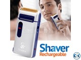 Yandou Rechargeable Electric Shaver Trimmer