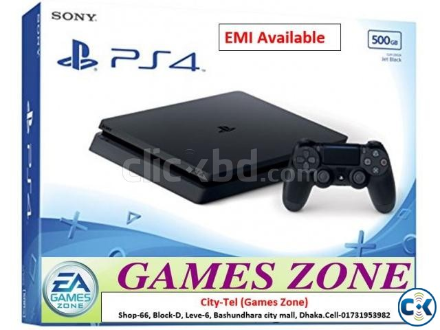PS4 Brand new best price in BD Stock Ltl. | ClickBD large image 0