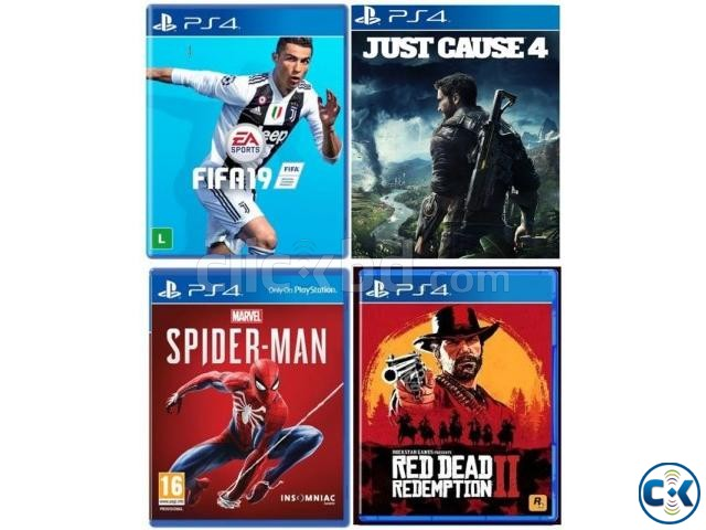PS4 Brand new best price in BD Stock Ltl. | ClickBD large image 2
