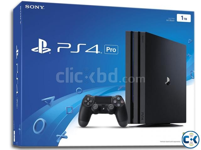 PS4 Pro. Modded available best price in BD | ClickBD large image 0