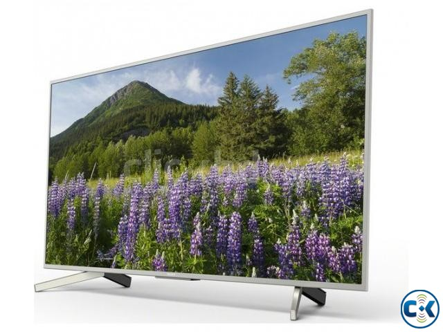 SONY 55 X7500F 4K ANDROID TV BEST PRICE ALL TIME | ClickBD large image 1