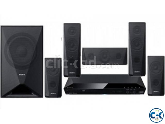 Sony 5.1ch DVD Home Theatre System DAV-DZ350 | ClickBD large image 0