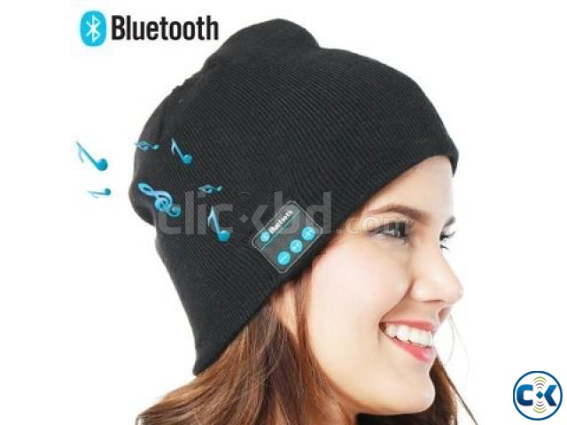 Bluetooth Cap | ClickBD large image 0